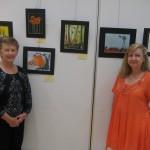 Christina Orphinさんと Yvonne Hardimansさん