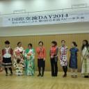 2014国際交流DAY衣装