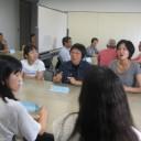 Chen Yunnya(陳 韻雅)先生(中央)のグループ