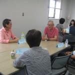 Kuniko Kasai先生(左)のグループ