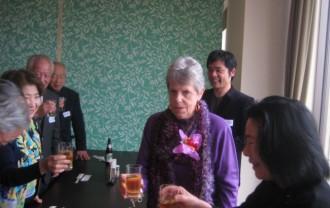 中島翠会長も嬉しそうでした。