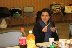 日本食は何を食べた? かつ丼、天丼、そば、うどん、ラーメン、でも納豆はまだ
