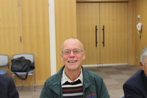 デービッド リッチズさん 55歳の部で優勝しました! おめでとうございます