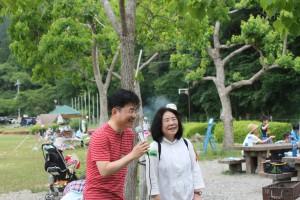 中国語での翻訳は張守斌さんが行いました
