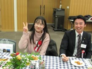 済州市職員 カン・ミンジョンさん 日本語がお上手でした