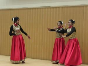 インドの踊りです