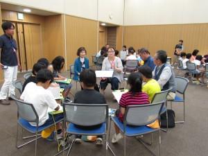私は科学を勉強するために日本に来ました