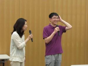 私も中国に帰ります 日本語をこれからも勉強します