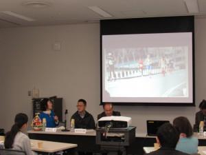 済州市の方はマスターズマラソンの参加者でした