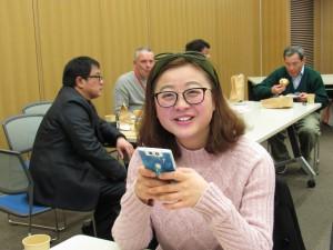 中国から来ました 上海の南の方です