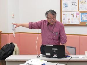『こくさひろば芦屋』代表 辻本 久夫さん