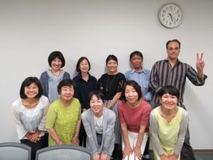 First class participants