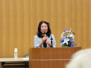 中島会長の挨拶