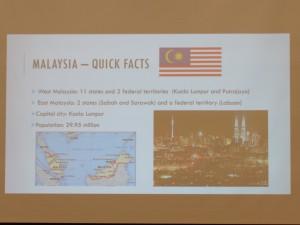 マレーシアの文化の紹介