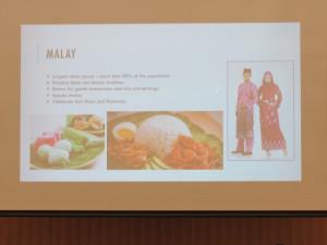 マレーシアにはマレー系中華系インド系の民族が住んでいる国です