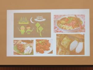 マレー系の食べ物