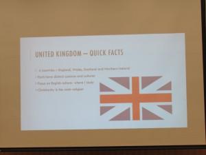 イギリスの文化紹介