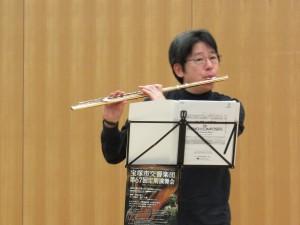 日本語スピーチ大会の表彰式までに国際交流貢献賞と記念講演です